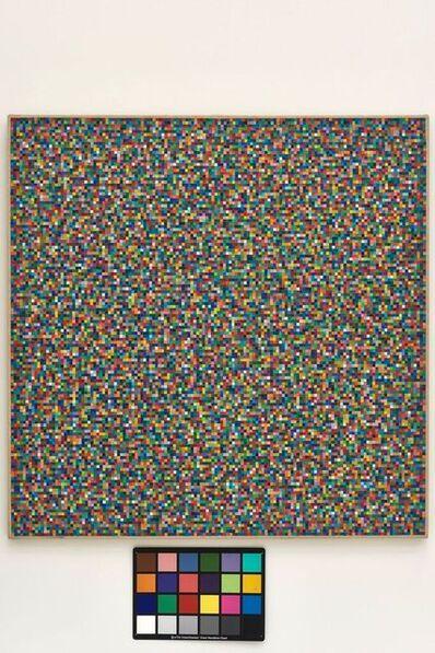 Tony Bechara, '125 Colors ', 1979