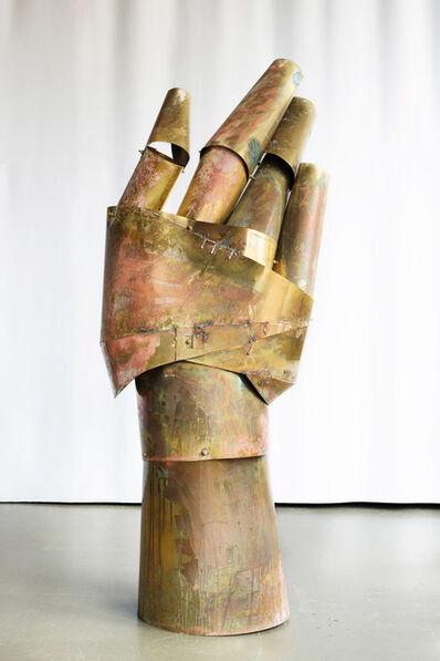 Caroline Mesquita, 'Hand 2', 2018
