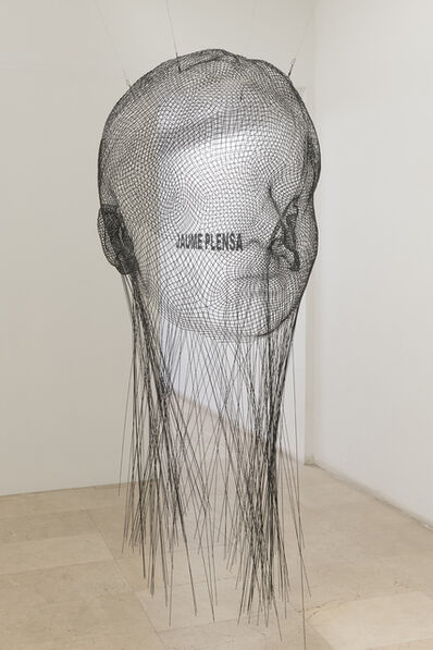 Jaume Plensa, 'Invisible Anna', 2016
