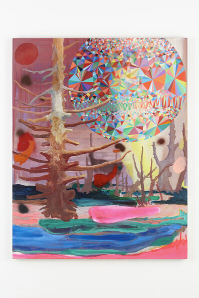 Satoshi Ohno, 'A date in the Sea of Trees', 2016
