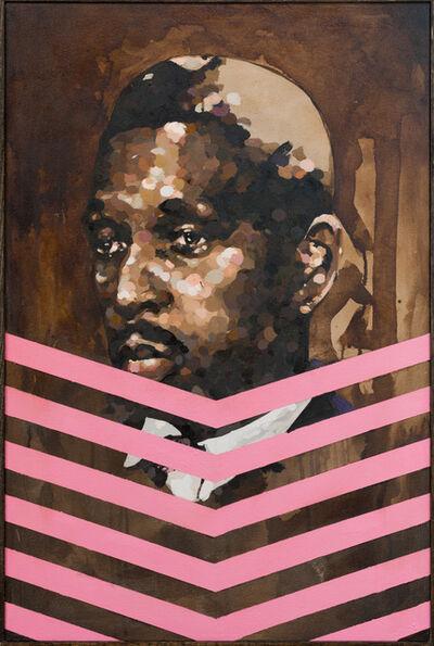 Jeremy Okai Davis, 'Untitled (Harry T. Moore)', 2020