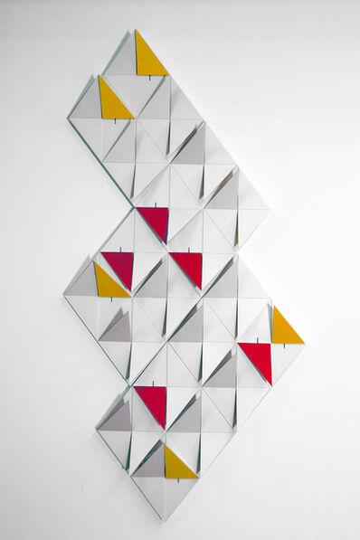 Lab[au], 'OrigamiSemaphore', 2018