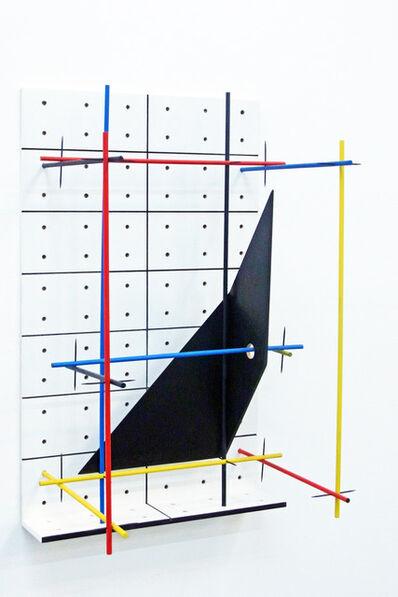 Benjamin Bronni, 'matter of space', 2014