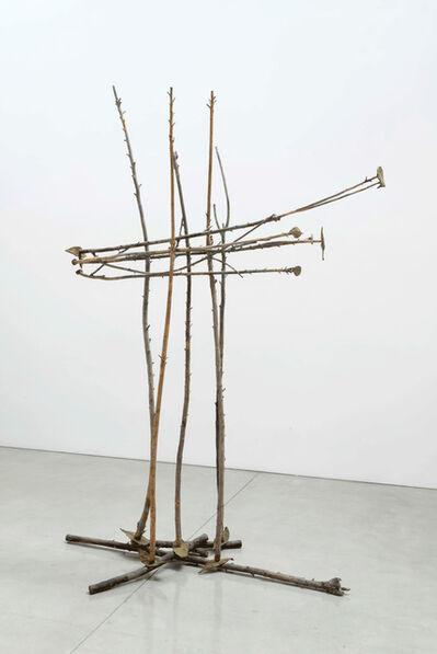 Giuseppe Penone, 'Pelle di foglie—5 foglie a terra', 2011