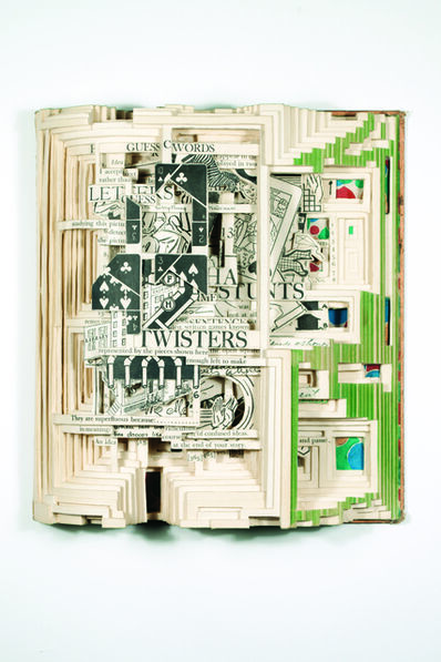 Brian Dettmer, 'The Big Fun Book', 2012