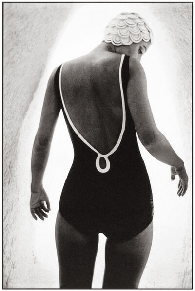 Frank Horvat, 'Djerba, Tunisia, for British Harper's Bazaar, bathing suit B', 1965