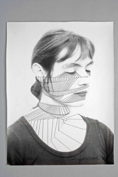 Annegret Soltau, 'Selbst #13 (Self #13)', 1975