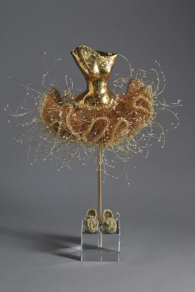 Estella Fransbergen, 'Golden Dancer', 2019