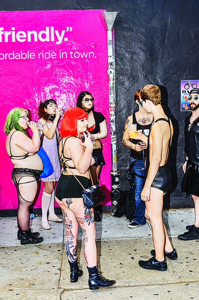 Mitchell Funk, 'Folsom Street Fair, BDSM Leather Event #19', 2015