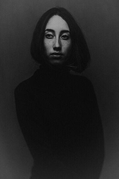 Jitske Schols, 'Sora in Black', 2016