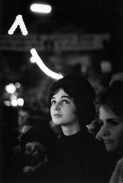 Erich Hartmann, 'Independance Day', 1961