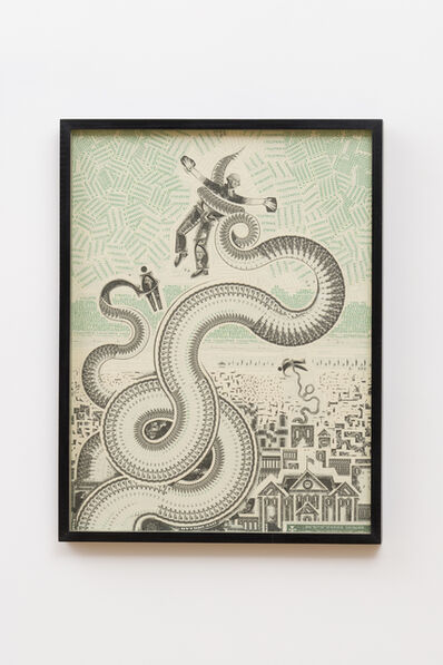 Mark Wagner, 'THE LONG ARM OF THE REGULATOR or OCTOPI WALL STREET', 2016