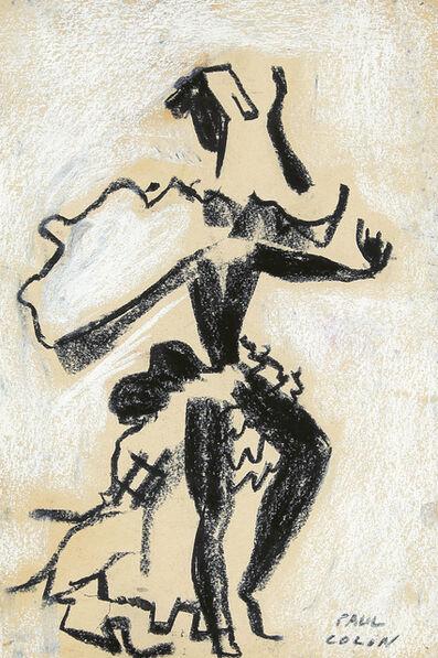 Paul Colin, 'Katherine Dunham : Maquette', ca. 1949
