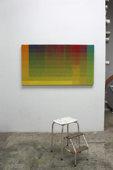 Hyun-Ju Ahn, 'Composition 0719-3', 2019