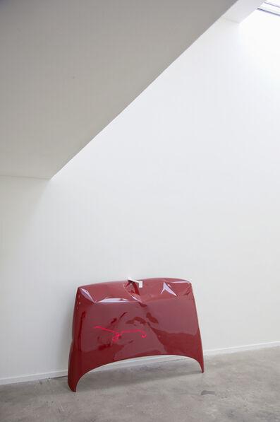 Rubén Grilo, 'Cage for Men. Instant Shape No.3 Size Matters - Renault, 2012', 2012