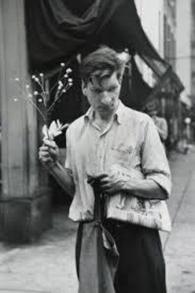 Louis Faurer, 'Eddie on 3rd Avenue, New York', 1948