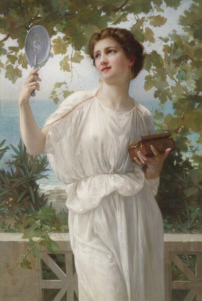 Guillaume Seignac, 'Admiring Beauty', 1815-1918