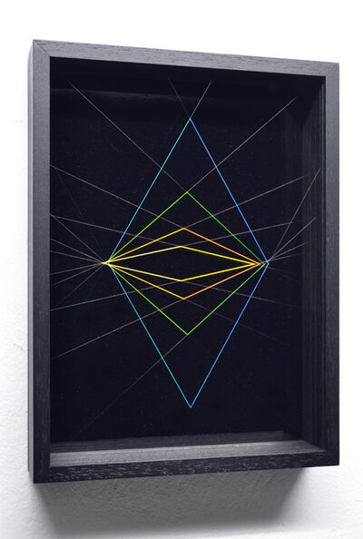 Paolo Cavinato, 'Iridescence #7(spectrum)', 2019