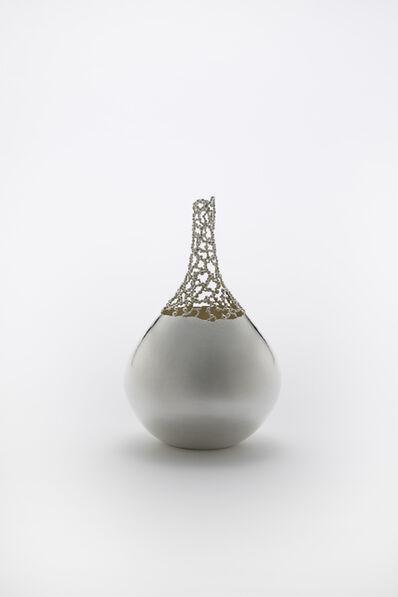 Angela Mini Jo, 'Frosted Vase Bottle', 2017