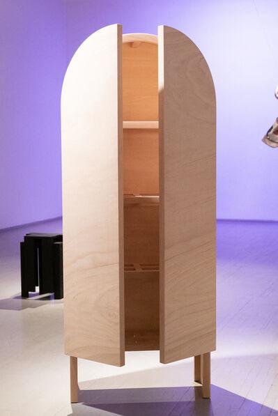 Paulius Vitkauskas, 'Non-Closing Shelf', 2018-2019