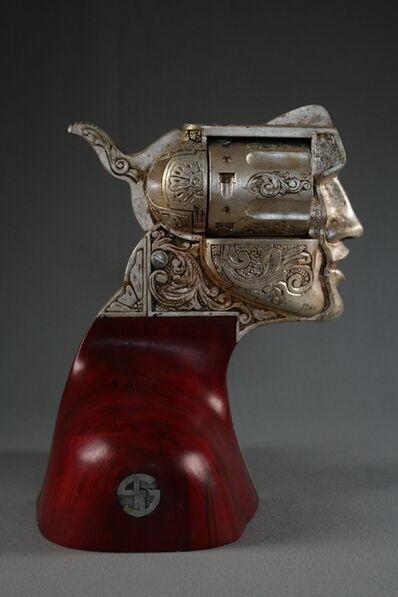 Stephen Geddes, 'Cylinderhead II'