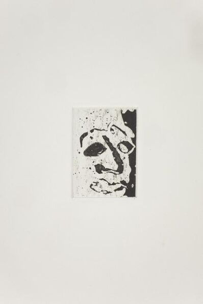Sam Francis, 'Self-Portrait', 1982