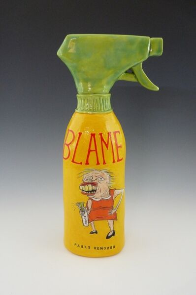 Gena Fowler, 'Blame (Fault Remover)', 2016