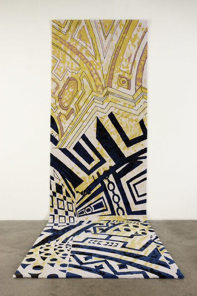 Isabel Nolan, 'A rug for a Nineteenth Century museum and a soft haven for the overawed.', 2016