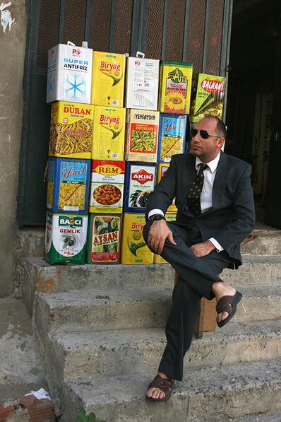 Antonio Cosentino, 'Styropor Emperor', 2006