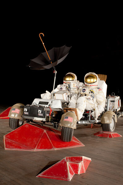 Tom Sachs, 'Mars Excursion Roving Vehicle (MERV)', 2010-2012