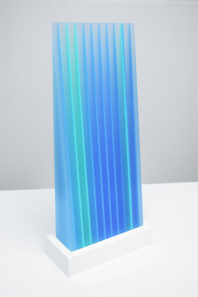 Eric Zammitt, 'BLUEGREEN 2 AQUA Wedge', 2014-2021