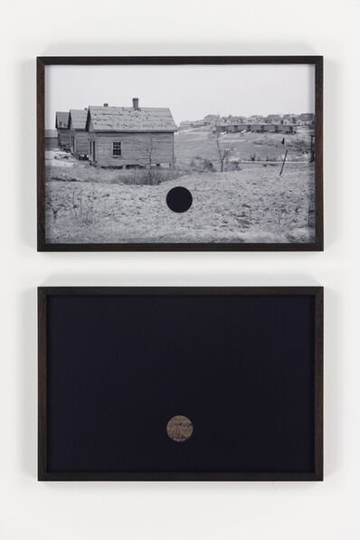 Lisa Oppenheim, 'Killed Negatives, After Walker Evans', 2015