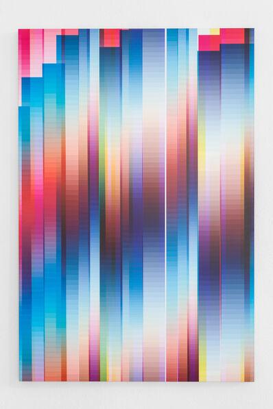 Felipe Pantone, 'Subtractive Variability 27', 2019