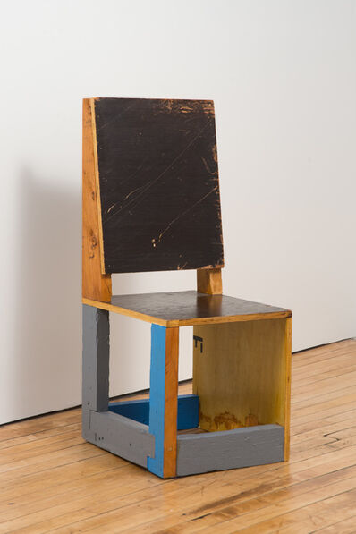 Chris Johanson, 'Chair', 2013