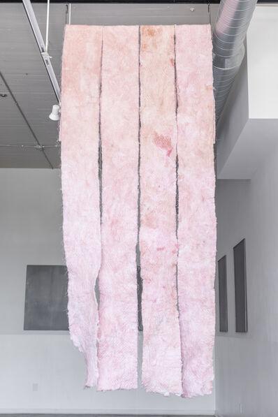 Alberte Tranberg, 'Wall (quilt)', 2018