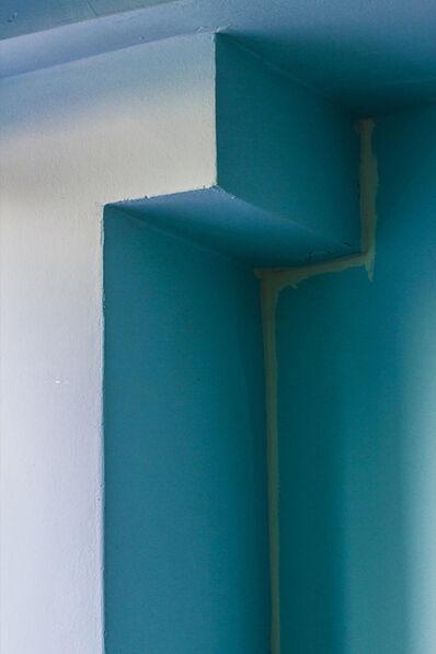 Peter Puklus, '1489 Blue corner', 2013