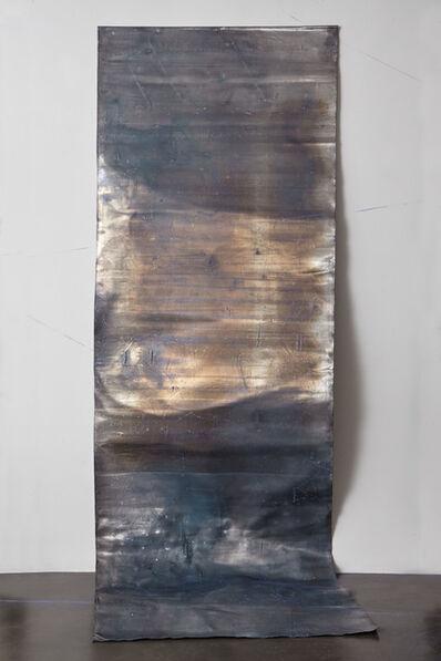 Maria Elisabetta Novello, 'Carta del cielo. Dicembre', 2018