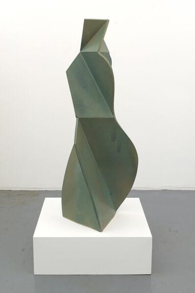 John Mason, 'Figure, Spring Green', 2014
