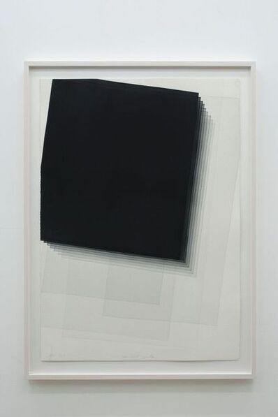 Joachim Bandau, 'Stäfa SQ9', 2017
