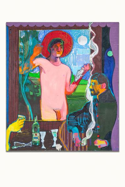 Andrew Salgado, 'Absinthe Drinkers', 2019