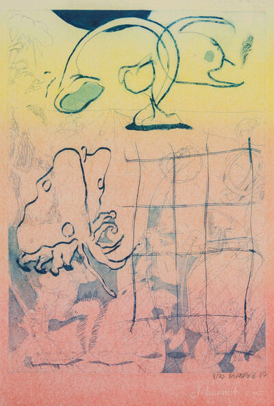 Antwan Horfee, 'voyage xv4, half tone version', 2017