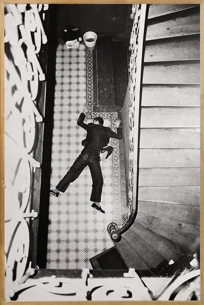 Günther Förg, 'Sturz I', 1984