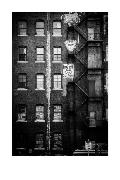 Jon Furlong, 'Icon Fire Escape', 2015