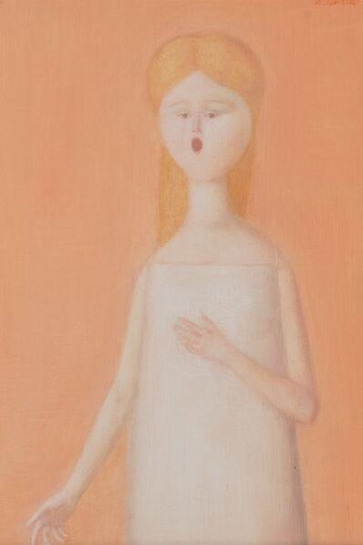 Antonio Bueno, 'La cantante', 1966