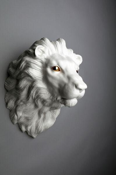 Wookjae Maeng, '84. A Lion', 2017