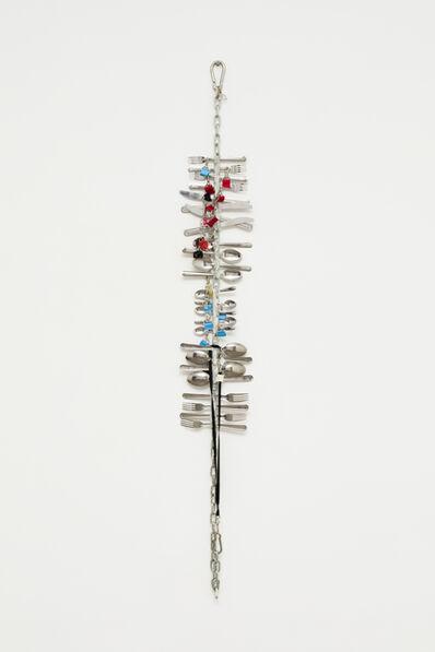 Jac Leirner, 'Esqueleto Delicados', 2019