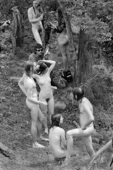 Roger Ballen, 'Woodstock', 1969
