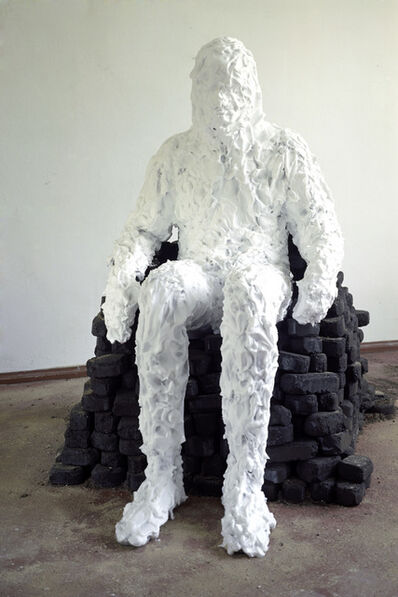 Carsten Tabel, 'Snowman', 2006