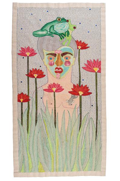 Paloma Castillo, 'Adán antes de la Costilla', 2020