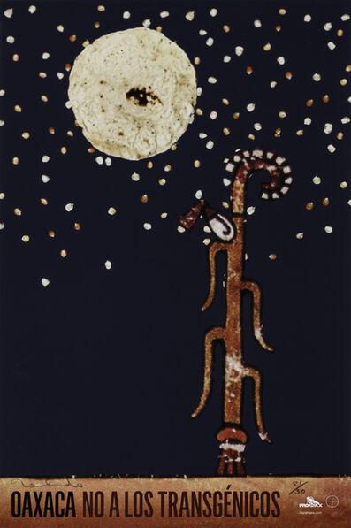Francisco Toledo, 'Luna Tortilla (Moon Tortilla)', 2014